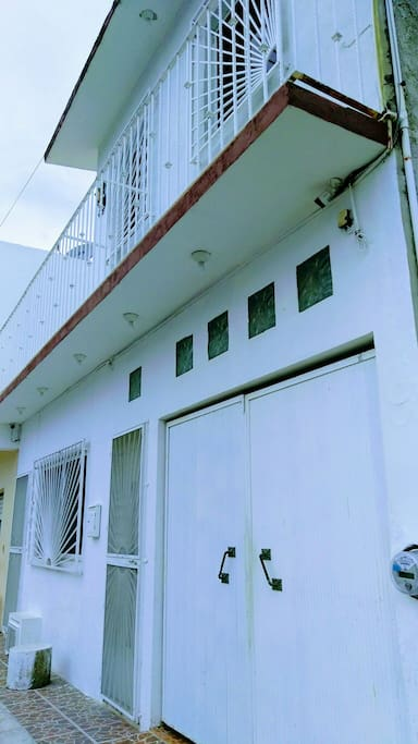main entrance ,