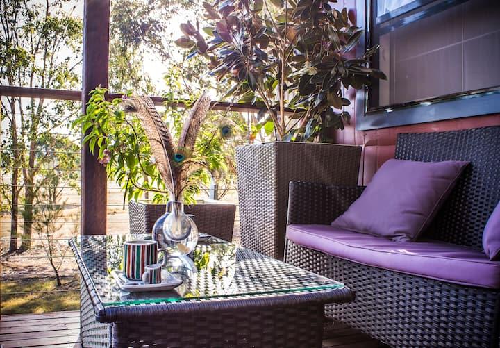 CLUB VERDIGRIS Romantic 'Blue Lagoon Retreat Villa