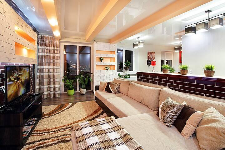 2.18 Двухкомнатные апартаменты - Hrodna - Wohnung