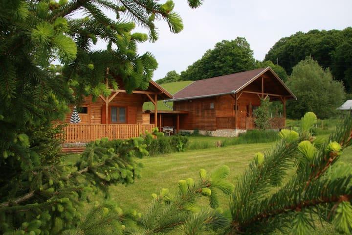 Romantyk Vendégház - Mánfa - Bungalo