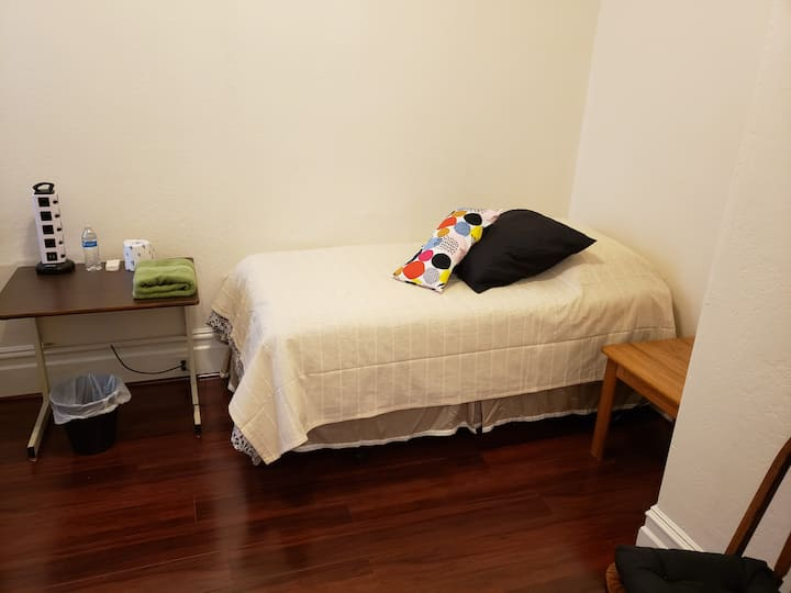 Private Room Save Money Travel ALAMEDA,