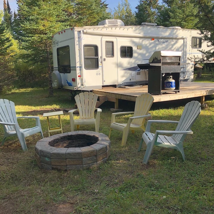 Private Family Camping