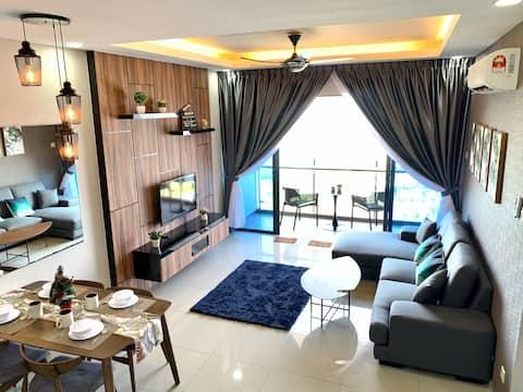 4-5pax NEW Luxury Family Suite @AtlantisResidence
