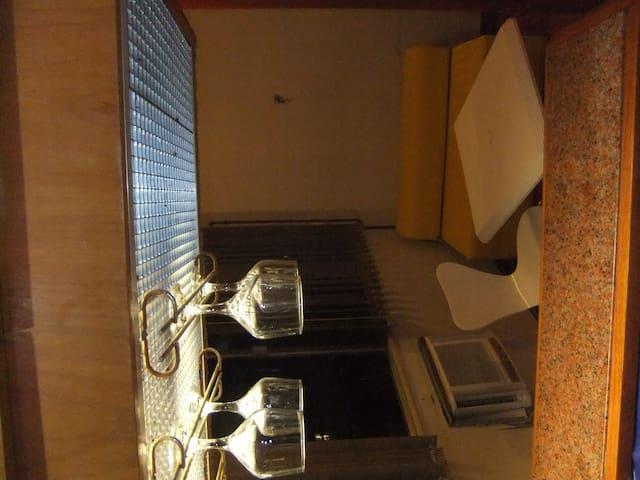 Apartamento Copacabana wifi ar 4 min da praia - Rio de Janeiro - Apartemen