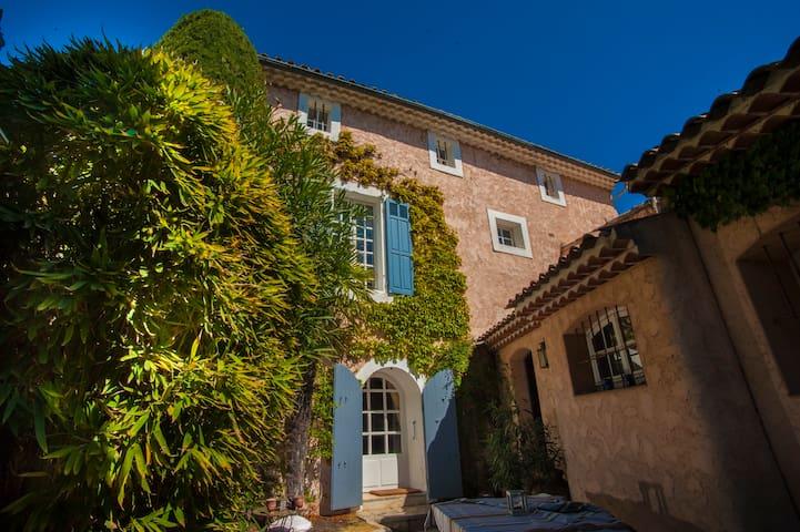 LUBERON- LA JARRE -  La Bastidonne - House