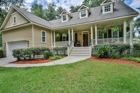 Tabby House near Parris Island, Beaches & Dining