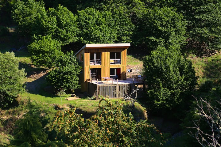 Cabin with litle swiming-pool in Douro