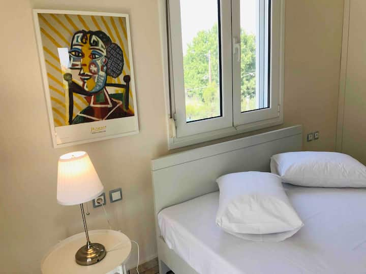 Plaka litochoro, 3 bedroom apartment, great view 1