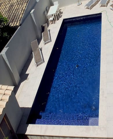 MODERN 3 BED LOFT CENTRAL APARTMENT WITH OWN POOL - Sóller - Apartemen