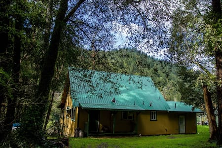 Riverfront cabin w/private pool & trail to a private beach on the Trinity River!