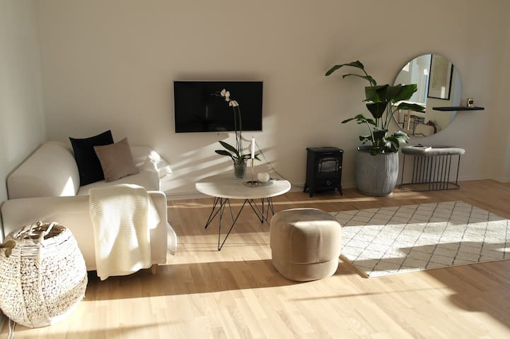 Amazing apartment 15 mins from central Copenhagen