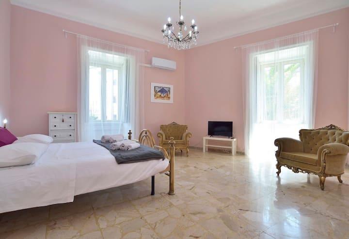 Le stanze di Jole (appartamento rosa)