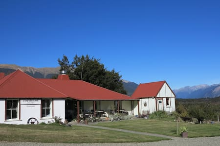 Tophouse Mountain View Cottages - Saint Arnaud