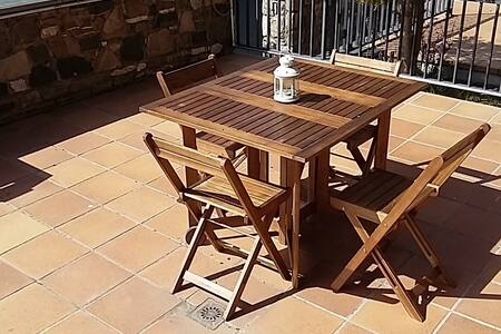 terrace barbecue and fiber optic - Canillo - Apartment