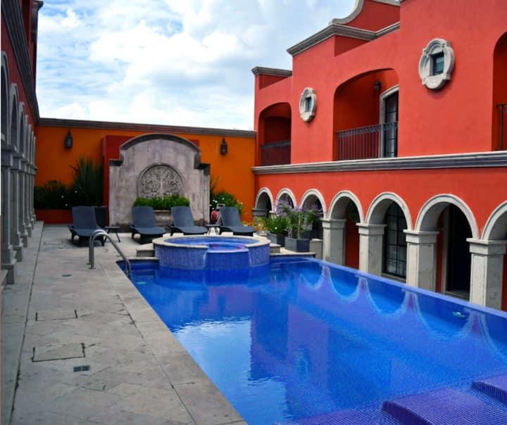HATSO Villa #4 en San Miguel de Allende