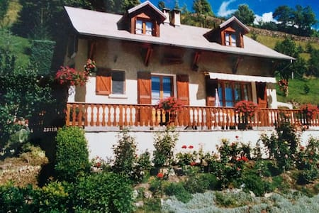 chaletde montagne proche station de ski - Jausiers - Chalé