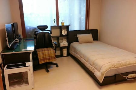 Safe & cozy home, 10mins from Miasageori sta. - Seongbuk-gu