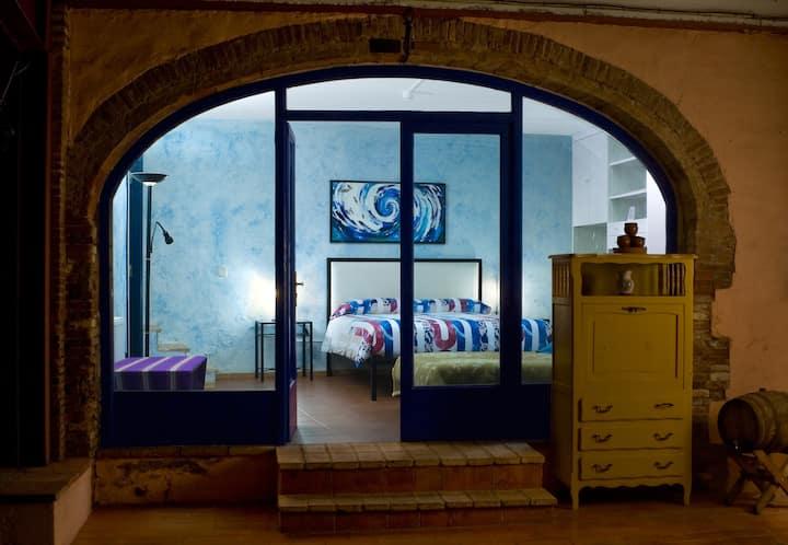 Room Oliva - Casa Pati de l´Albera