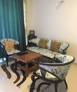 Home away from Home - Mumbai - Appartement