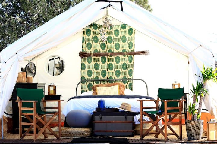Out Of Africa Glamping Safari- Kruger Tent