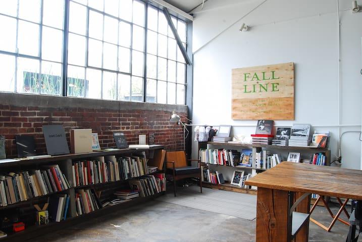 Urban Artist Loft  - Virginia-Highlands & Beltline - Atlanta - Loft