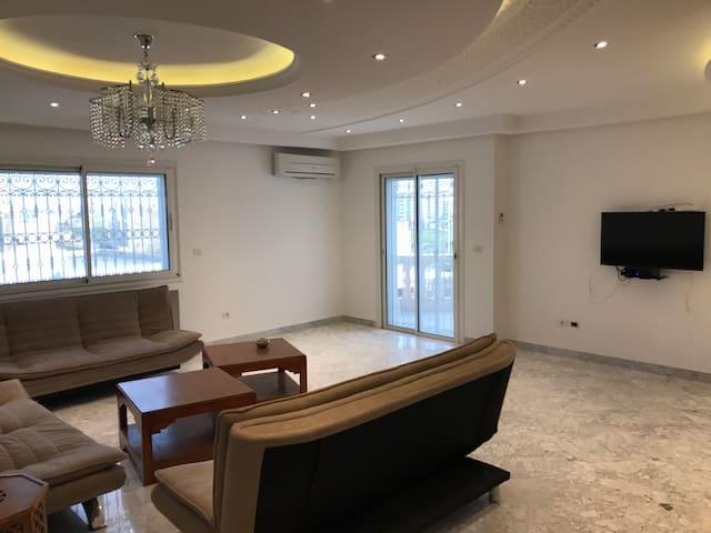 Appartement luxieux - Mrezga - Appartement