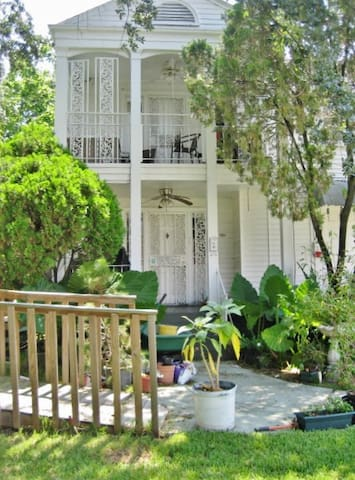 Lovely 2BR Duplex New Orleans Home - New Orleans - House
