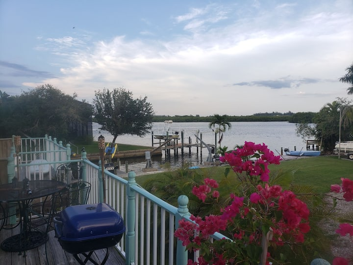 1 Bedroom Cabin Paradise Balcony View Gulf Access