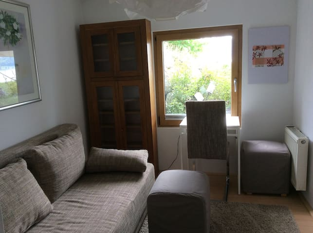 200m from lake * 2 pers. * 9 m2 - Sipplingen - Hus