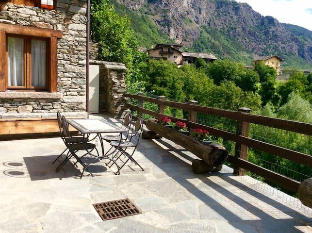 Chez Luboz - Appartamento Chamencon