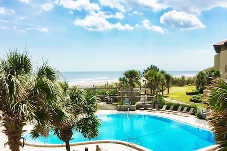 Oceanfront Retreat Amelia Island Beachfront Resort