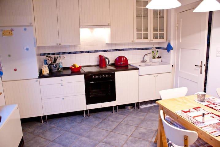 """""""Ferienhaus Nordwind"""" - Dornum - Huis"""