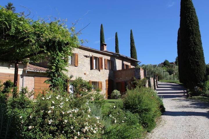 Villa Porsenna a Chiusi - Toscana