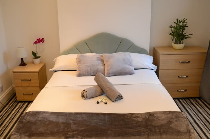 Cosy double room in central location 3