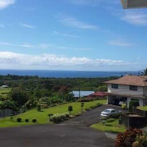 Big Island Aloha - Pepeekeo - Ház