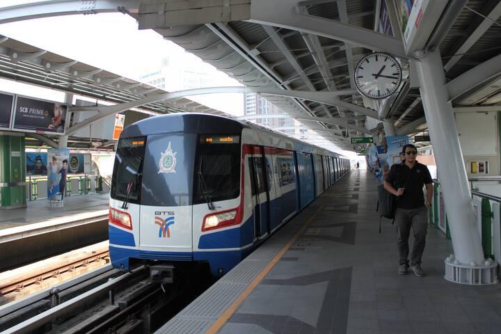 Onnut BTS Station (Skytrain)