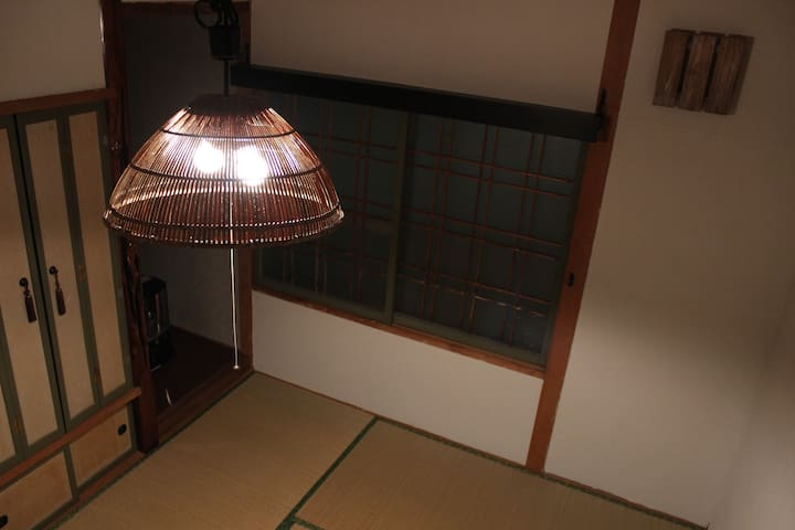 Traditional Tatami room sleep in Futon in Niseko - Kutchan-chō - Apartament