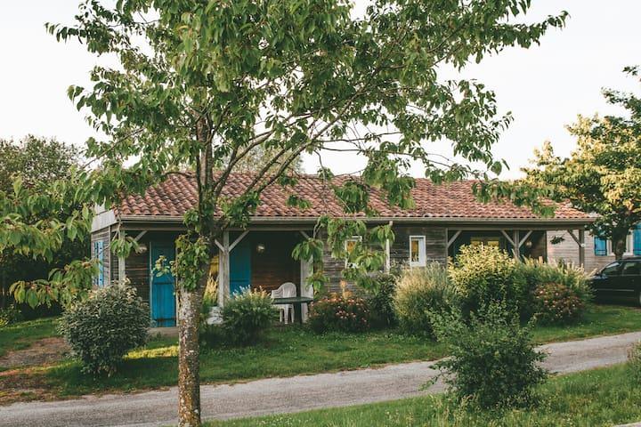 Cottage 6 pers proche du Puy du Fou