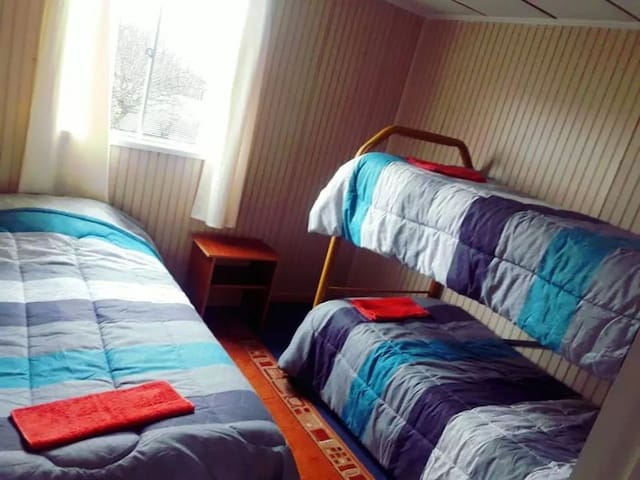 alojamiento familiar habitacion 1.