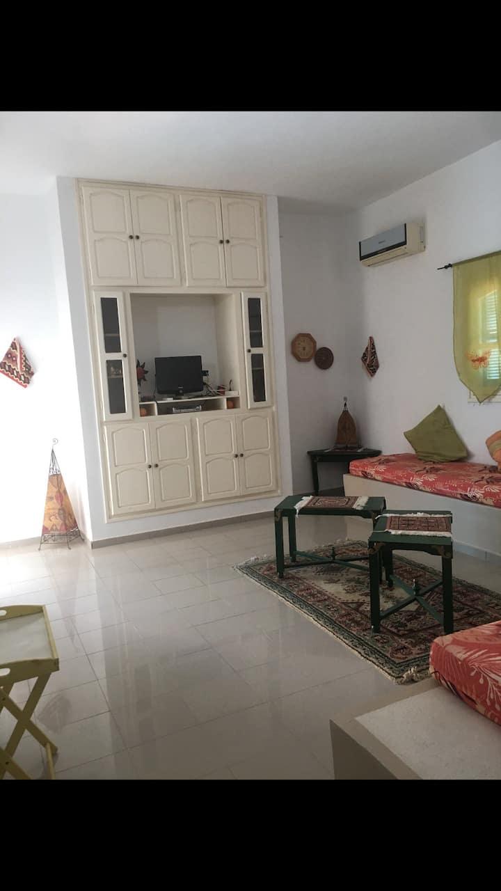 Maison de vacance a Djerba la douce