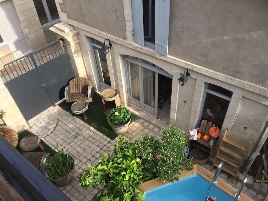 L 39 atelier guest houses louer p rigueux nouvelle - La douche perigueux ...