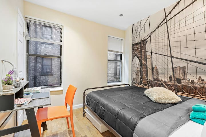 Amenity-loaded Single Room in UWS