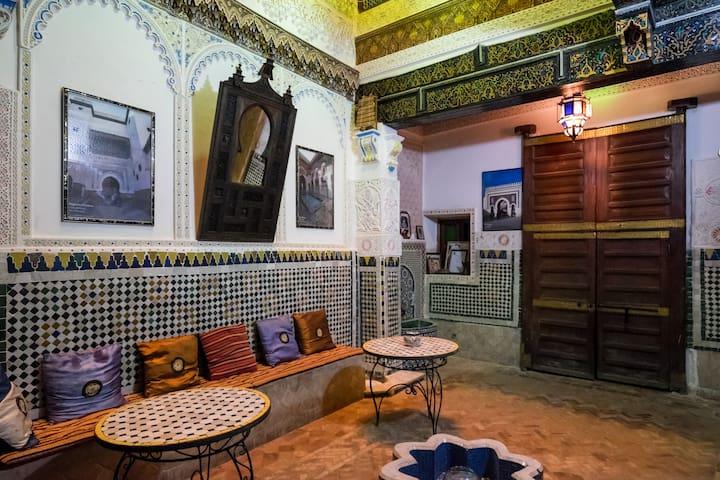 Riad Malak -  Room Kenza
