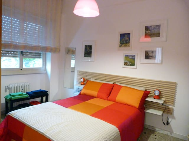 """Private bedroom """"Cinque"""" with South-West Sun"""
