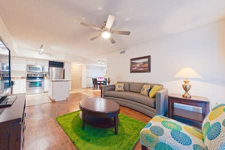 Beautiful 2Bed 2Bath Apt - Downtown Ft Lauderdale! - Fort Lauderdale - Wohnung