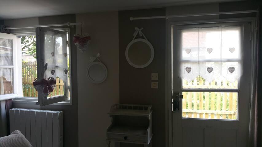 Petite maison proche de la mer - Cayeux-sur-Mer - Ev