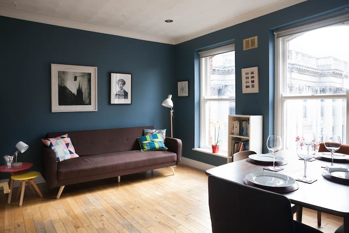 City Centre Apartment | TEMPLE BAR | DUBLIN CASTLE