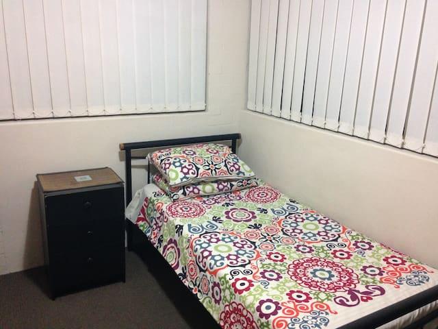 Single room close to city