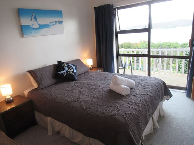Room with a Stunning Sea View