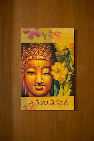 Quarto privativo Namaste